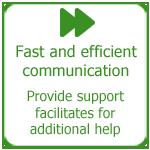 Fast and efficient communication, Thakur International