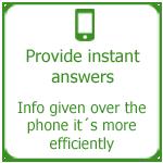 Provide instant answers, Thakur International