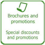 Brochures and promotions, Thakur International